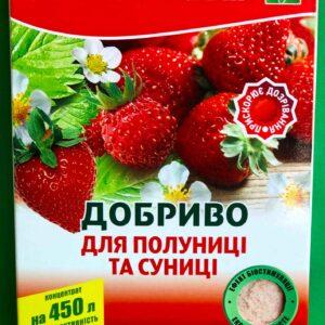 Чистый лист клубника 300 грамм