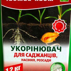 Чистый лист укоренитель 1,2 кг