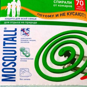 Москвитал Комар спираль