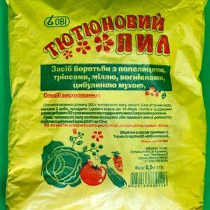 Табачная пыль 500 грамм